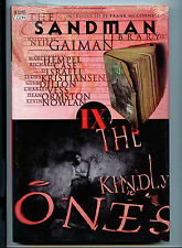 Sandman Neil Gaiman The Kindly Ones Vol Ix (9) Hardcover Book Nm/Mt New Sealed