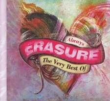 ERASURE - TOUJOURS - LE MEILLEUR DE ERASURE (Edition Deluxe) NOUVEAU CD