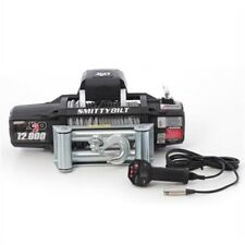 Smittybilt 97512 Gen2 X20 Wireless Winch 12k Black