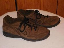 Vintage pair of Mens Brown Nike Air Shoes Size 11  #980608 EUC