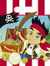 Jake and the Neverland Pirates Party, Birthday Decoration, Tableware Napkin Cup