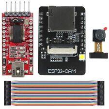 Esp32-Cam Kamera Wifi + Bluetooth Modul 4M Psram Dual Core 32-Bit CPU Entwic UV2