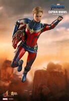 Hot Toys MMS575 Marvel Avengers Endgame Captain Marvel 1/6 Action Figure A4