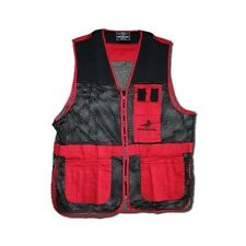 WINCHESTER TRAP SKEET SHOOTING VEST SIZE:MEDIUM FREE WORLDWIDE SHIPPING
