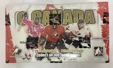 2007-08 In The Game O Canada Factory Sealed Hockey Hobby Box