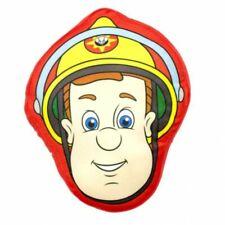 Konturen-Kissen | 48 x 30 cm | Feuerwehrmann Sam | Kinder Dekokissen