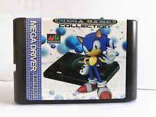EDMD Cartridge Preloaded Games 16Bit Card For Sega Megadrive Genesisn MD Card