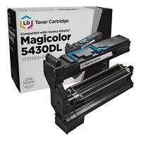 LD 1710580-001 Black Laser Toner Cartridge for Konica-Minolta Printer