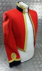 Officers Mess Dress Jacket British Army Cavalry Issue Oakleaf Detailing EBYT577
