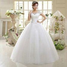 A-Linie Brautkleid Hochzeitskleid Spitze Kleid Braut Babycat collection BC707
