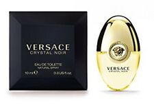 Versace Crystal Noir Eau de Toilette 10 ml Deluxe Charm für Damen  NEU & OVP