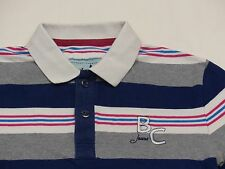 *BEST COMPANY SOMMER POLO T SHIRT*VINTAGE*HOOLIGANS*DEZENT*SUPPORT*GR: M*TIP TOP