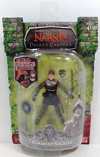 2007 THE CHRONICLES OF NARNIA PRINCE CASPIAN TELMARINE SOLDIER BRAND NEW