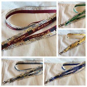 Harry Potter Inspired #2 Muggles Lanyard Key Chain Lightweight Ribbon