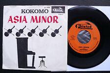 "7"" Kokomo - Asia Minor - USA Felsted w/ Pic"