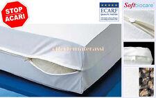 Coprimaterasso MATRIMONIALE antiacaro Softbiocare per materasso