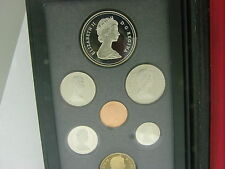 CANADA 1988 PROOF SET DOUBLE DOLLAR SET W/ 7 COINS
