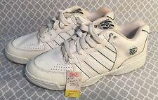 VTG *RARE* 70s 80s Vintage K-Swiss Sneakers w/ Tags K Swiss Tennis Shoes sz 10.5