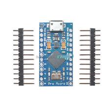 2PCS Leonardo Pro Micro ATmega32U4 Arduino Bootloader 5V 16MHZ replace Pro Mini