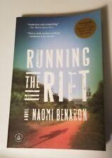Running the Rift : A Novel by Naomi Benaron (2012, Paperback) Fiction, English