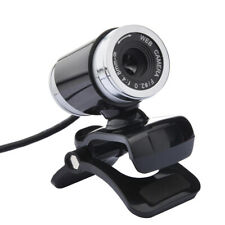 HD 12.0 MP Webcam Camera for Laptop Computer with Mic Clip on Video Record Games