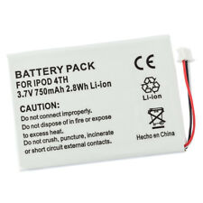 Battery for Apple iPod 4th Generation 4 Gen 616-0183 PE435A A1099 20gb 40gb 60gb