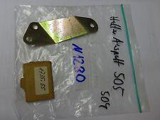 Halterung Halter Blech Auspuff Schalldämpfer Peugeot 504 505 1735.55 173555
