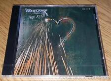 "WARLOCK  ""True As Steel""  Vertigo/830 237-2  Germany Import  NEW (CD)"