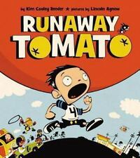 Runaway Tomato by Kim Cooley Reeder Hardcover Book (English)