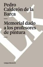 MEMORIAL DADO A LOS PROFESORES DE PINTURA/ MEMORI - NEW PRE-LOADED AUDIO PLAYER