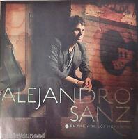 Alejandro Sanz - El Tren de los Momentos (CD 2006 Warner) Near MINT 10/10