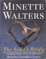 The Scold's Bridle Minette Walters 2 Cassette Audio Book Crime Thriller FASTPOST