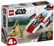 LEGO STAR WARS 75247 REBEL A-WING STARFIGHTER AVEC C-3PO