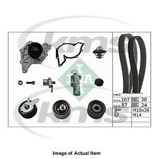 New Genuine INA Water Pump And Timing Belt Set 530 0539 30 Top German Quality