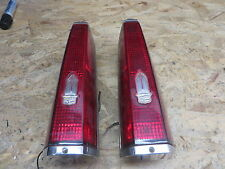 CADILLAC ELDORADO 88-91 1988-1991 TAIL LIGHT SET RH & LH  with EMBLEMS ++++