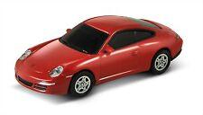 1:72 Die Cast Metal Porsche 911(997) Carrera S USB Flash Drive 16GB - Red