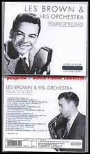 "LES BROWN ""Stompin' at the Savoy"" (CD) 2001 NEUF"