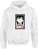 Code geass Lelouch Anime Inspired Printed Hoodie Men Women Hooded Pullover