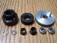 Traxxas 4910 2.5 T-maxx Clutch 20t Bell Gear Spring Bearings Flywheel Nut Engine