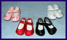 SAVE 20% on 4 pair Patent Doll SHOES for WELLIE WISHERS Paola Reina 13.5 LARK