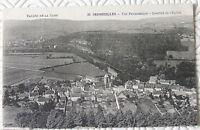 CPA 89 Sermizelles Vallée de la Cure Vue Panoramique Quartier de l'Eglise