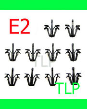 10 x Grill Grille Clips FOR TOYOTA HILUX PICKUP MK3 RN85 89-97  92 93 94 95 96