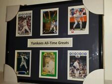New York Yankees all-time greats Frame