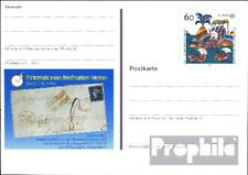 BRD (BR.Duitsland) PSo27 Officiële Speciale Postkaarten gefälligkeitsgestempelt