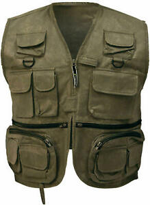 Frogg Toggs Cascades Classic50 Fly Vest~Breathable Fishing Vest~Zippered Pockets