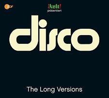 DISCO LONG VERSIONS 3 CD NEW+