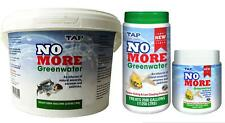 More details for tap no more greenwater clears green pond water algae treatment 500g 1kg 2kg 4kg