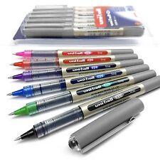 Uni-Ball Eye - UB-157 - Fine Liquid Ink Rollerball Pen - Wallet of 6 Colours