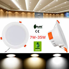 7W 9W 15W 21W 35W CREE/Epistar LED Recessed Ceiling Panel Down Lights Bulb Lamps