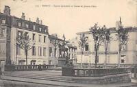 CPA 54 NANCY SQUARE LAFAYETTE STATUE JEANNE D'ARC